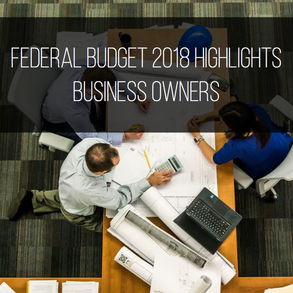 FederalBudget2018-BusinessOwners